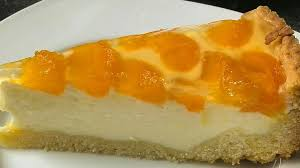 mandarinen pudding kuchen