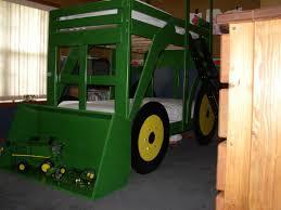 custom bunk beds of tractor http www gravity33 com custom bunk