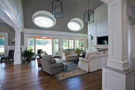horse country style traditional living room baltimore by