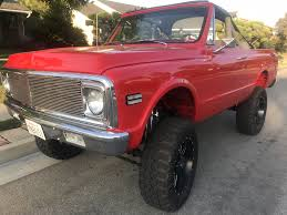 1972 Chevrolet Blazer Classics For Sale - Classics On Autotrader