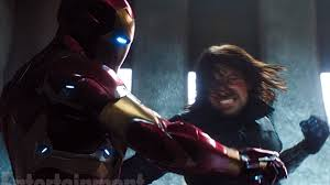 Its Bucky Vs Iron Man In New Stills From Marvels Captain America Civil War