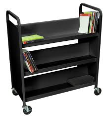 Heavy Duty Book Truck | Book Shelf | Pinterest | Book Shelves And ... Desks Car Organizer Desk And Storage Seat Truck Bed Ideas Home Fniture Design Kitchagendacom Ana White Shelf Or Diy Projects Thule Front For Car Whosale Portable Collapsible Folding Flat Trunk Auto For Truckers Best Friend Semi Armrest Travel Amazoncom Mdesign Office Products Accsories Organizers Bizchaircom Tuff Bag Black Waterproof Cargo Carrier Walmartcom Pickup Supplies Buy 042014 F150 Raptor Decked Sliding System Suv