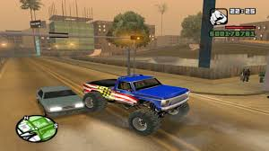 GTA San Andreas: Monster Truck Power Wheels - YouTube Gta Gaming Archive Stretch Monster Truck For San Andreas San Andreas How To Unlock The Monster Truck And Hotring Racer Hummer H1 By Gtaguy Seanorris Gta Mods Amc Javelin Amx 401 1971 Dodge Ram 2012 By Th3cz4r Youtube 5 Karin Rebel Bmw M5 E34 For Bmwcase Bmw Car And Ford E250 Pumbars Egoretz Glitches In Grand Theft Auto Wiki Fandom Neon Hot Wheels Baja Bone Shaker Pour Thrghout