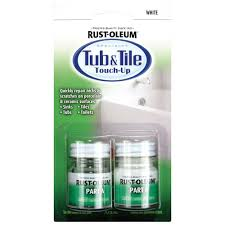 Home Depot Bathtub Paint by Rust Oleum Specialty Tub And Tile Touch Up Kit Case Of 6 244166