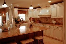 CabinetWhite Kitchen Decorating Ideas Wonderful Rooster Decor White