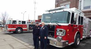 100 New Fire Trucks Norwalk Reflector Norwalk Dept Has Great New Truck