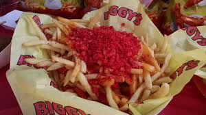Top 7 Foods To Try At LA County Fair | Abc7.com Oc Fair 2017 Try These 17 Insanely Tasty Fair Foods Orange Eating My Way Through Having A Great Time At The Food Unicorn Food Hot Cheetos Fried Bacon Dominate The County Costa Mesa California Is Your Night Market Feast Guide Eat With Hop Gluttony Tour 2012 Best New At 2015 Cbs Los Angeles Nibbles Of Tidbits Blogthe Thought Of Deep Fried Butter Is Spandau Ballet Call Me Mochelle Tonight 530p Fair But A Spot Soho Taco Were Baaack Gourmet Trucks Return To Who Makes Best Ccession Owners Battle For
