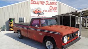 1967 Dodge D/W Truck For Sale Near Staunton, Illinois 62088 ...