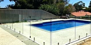 Pool Glass Fencing Cost Plexiglass Cover