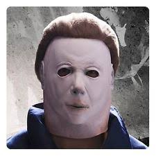 Halloween 8 Resurrection Mask by Michael Myers Deluxe Mask Ebay