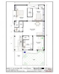 house floor plan design house plan for 20 by 50 plot plot size 111 square yards
