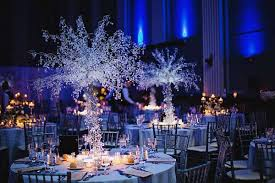 Winter Christmas Themes For Wedding Venues In New