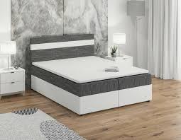 belinda boxspringbett doppelbett schlafzimmer bett mit