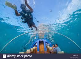 100 Conrad Island Maldives Rangali Hilton Resort Ithaa Underwater