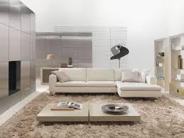 feng shui wohnzimmer einrichten teppich flauschig metall