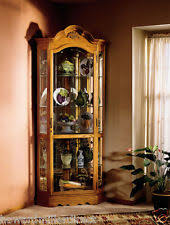 howard miller curio cabinets ebay