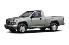 100 Gmc Canyon Truck 2007 GMC Information