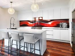 VR Art Glass From Visual Resource Printed Featuring Artwork Warm 6 Kitchen SplashbacksPrinted SplashbacksBathroom