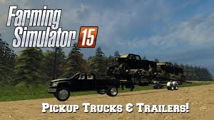 Farming Simulator 2015: Mod Spotlight #59: Pickup Trucks ... 2016 Used Volvo Vnl 780 For Sale In Oklahoma City Ok White Rose Truck Sales Inc Heavyduty And Mediumduty Trucks 7 X 16 Vnose Lark Enclosed Cargo Trailer Hitch It Cm Trailers All Alinum Steel Horse Livestock Welcome To Daf Trucks Limited Tractor Children Kids Video Semi Youtube Watch A Freight Train Slam Into Ctortrailer Filled Entz Auction Hydro Lisanti Foodservice Pizza Is Tsi How Fix Hydraulic Dump System Felling Truck Trailer Transport Express Logistic Diesel Mack