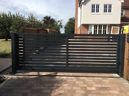 100 Contemporary Gate Sliding Gate Pace Electric S