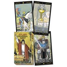 Universal Waite Tarot Deck Instructions by Golden Universal Tarot Card Deck Popular Universal Deck With