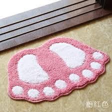 kostenloser versand anti skid badezimmer teppich set