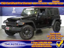Jeep Wrangler For Sale In Denver, CO 80201 - Autotrader