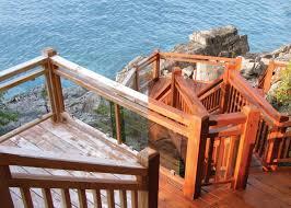 Horizontal Deck Railing Ideas by Deck Designs U0026 Ideas Hgtv