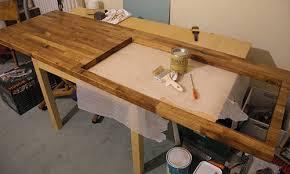 comment repeindre un plan de travail de cuisine peindre un plan de travail de cuisine comment peindre