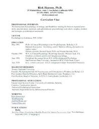 Profile For Resume Examples Example Sample Criminal Template Lovely