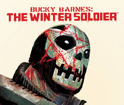 BUCKY BARNES THE WINTER SOLDIER 5 WITH DIGITAL CODE