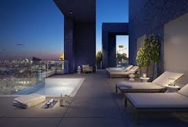 100 New York City Penthouses For Sale FiveStory Penthouse With Private Pool And Hot