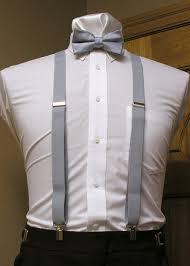 platinum silver men u0027s suspender 1 inch x back with platinum silver