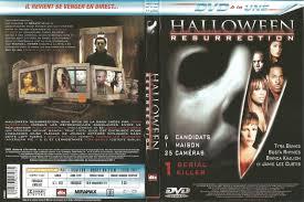 Halloween Resurrection Castellano by Halloween 5 8 Dvd Cover 1989 2002 R1 Custom Halloween