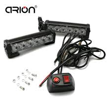 36W 2x6 Led Police Strobe Lights Vehicle Work Light Bar Car Warning ... Rupse 4 Led Strobe Lights 1224v Super Bright High Power Car Truck G Extreme Vehicle Led Warning Light 3w Slave Surface 12v 24 Long Bar Red White Flash Lamp 4w Emergency Side Marker Grille W Builtin Controller Watt Mount Anderson Marine Division Peterson Manufacturing Company 2x22 Flasher Bars With 54 Hazard Police Grill 911 Signal Usa Unveils Its New Dodge Charger Demo 12 36w Work 6 6w Waterproof Emergencyc Flashing