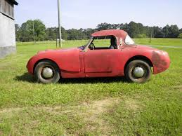 100 Craigslist Fayetteville Nc Cars And Trucks Daily Turismo Rolling Bugeyes 1959 Austin Healey Sprite