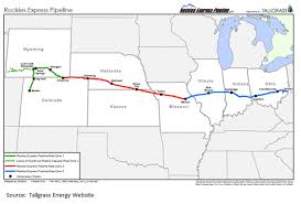 Which Owns A 50 Percent Interest And Operates The Pipeline Remaining Share Of REX Is Split Between Phillips 66 Sempra US Gas Power