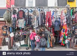 england london camden camden market family shopping at vintage