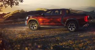 The Atlas Tanoak Asks: Should VW Build A Pickup For America Again ...