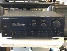 Pioneer Home Audio Integrated Amplifiers