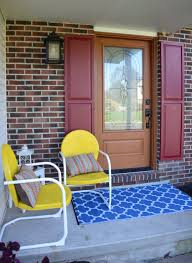 Therma Tru Entry Doors by We Did A Curb Appeal Makeover For A Homeowner Afraid Of Change
