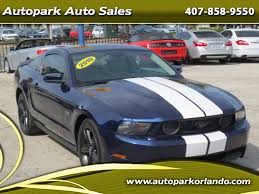 100 Orlando Craigslist Cars And Trucks By Owner Used 2010 Ford Mustang GT For Sale From 8995 CarGurus