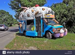 Snack Truck Long Island New York Stock Photo: 49961961 - Alamy