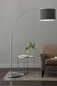 Holmo Floor Lamp Assembly by Not Floor Uplight Reading Lamp Black White Contemporary Floor