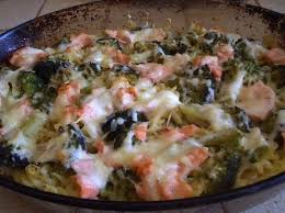 le gratin de pâtes au saumon et brocolis une recette facile