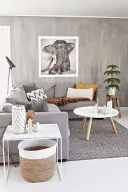 Home Designs Living Room Decoration Design Modern Rustic Ideas With DIY Table From Wood And Large Mirror