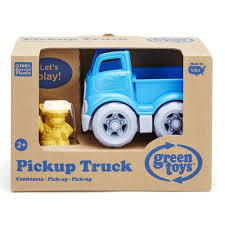Green Toys Pick-Up Truck ( & Figure) - Send A Toy Wooden Race Car Transporter With Two Race Cars Ikonic Toys Whosale Monster Truck With Remote Control For Children Pump Action Garbage Air Series Brands Products Amazoncom Green Dump In Yellow And Red Bpa Free Push And Go Cement Mixer Toy Lights Sound Friction Tonka 70cm 4x4 Off Road Hauler Dirt Bikes Alex Jr Busy Fire Alexbrandscom Funrise Toughest Mighty For Unboxing Playing Announcing Kelderman Suspension Built Trex Tonka Original Huina Toys No1520 24g 6ch Mini Rc Bulldozer Eeering