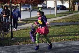 Halloween City Jackson Mi Hours by Halloween Trick Or Treat Hours Local News Daily Journal Com