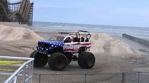 100 Monster Trucks Nj Riding Thru The Dunes On A Truck In WildwoodNew Jersey