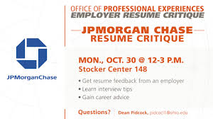 JPMorgan Chase Resume Critique Free Resume Critique Service Ramacicerosco Resume Critique Week The College Of Saint Rose 10 Best Free Review Sites In 2019 List 14 Fantastic Vacation Realty Executives Mi Invoice And Resum Of Your Dreams What You Need To Know Make Cv Online Luxury Line Beautiful 30 A Toolkit To Make The Job Search Easier For Jobseekers Adam 99 My Wwwautoalbuminfo Back End Developer Front New Elegant Bmw Jobs Format 1 Reporter 13 Ways Youre Fucking Up Critiquepdf Docdroid